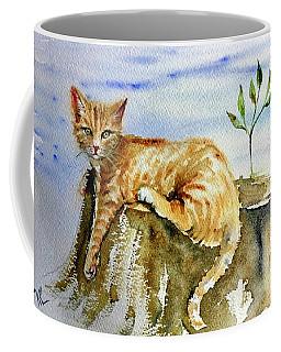Lazy Evening Coffee Mug