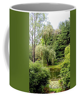 Lazy Pond Coffee Mug
