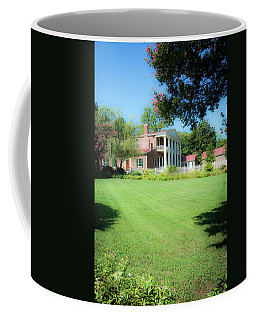 Coffee Mug featuring the photograph Lazy Summer Day - The Hermitage by James L Bartlett