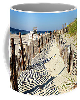 Lbi Dunes Coffee Mug