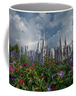 Lds Garden Flowers Coffee Mug