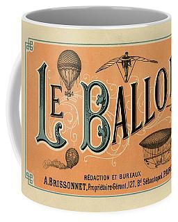 Le Balloon Coffee Mug