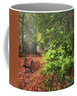 The Abbey's Bench Coffee Mug
