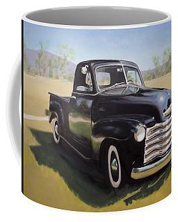 Le Camion Noir Coffee Mug