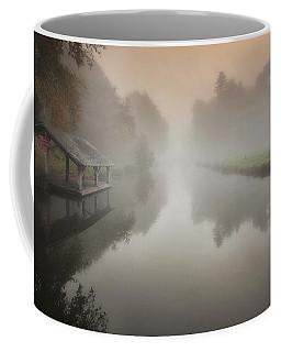 The Sleeping Channel Coffee Mug