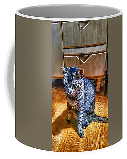 Le Chat Gris Coffee Mug