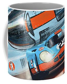 Le Mans 24h Coffee Mug