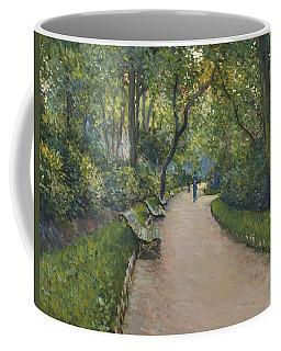 Le Parc Monceau Coffee Mug