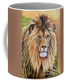 Le Roi-the King, Tribute To Cecil The Lion   Coffee Mug