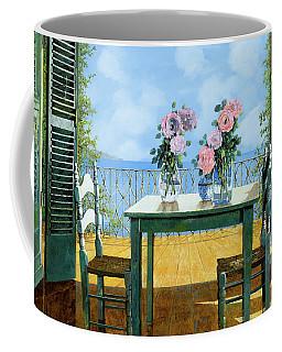 Balcony Coffee Mugs