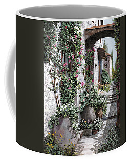 Le Rose Rampicanti Coffee Mug