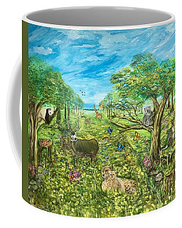 Le Royaume Animal De Yang Coffee Mug