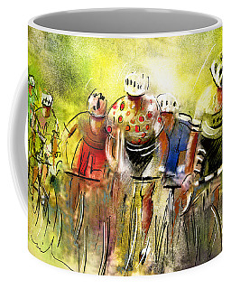 Le Tour De France 07 Coffee Mug