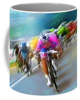 Le Tour De France 09 Coffee Mug