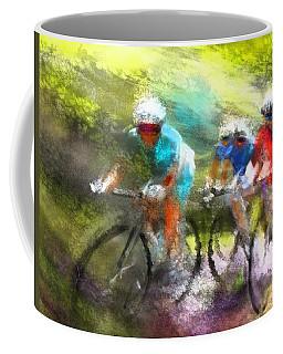 Le Tour De France 11 Coffee Mug