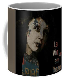 Le Vie En Rose  Coffee Mug by Paul Lovering