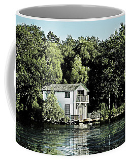 Leacock Boathouse Coffee Mug