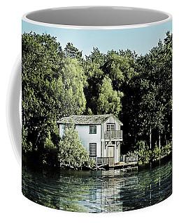 Leacock Boathouse Coffee Mug