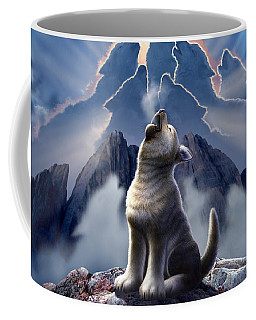 Leader Of The Pack Coffee Mug