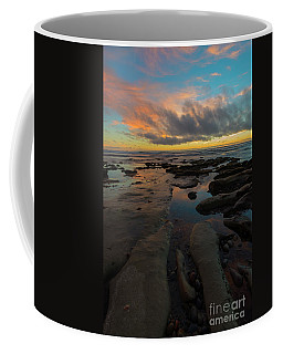 Coffee Mug featuring the photograph Leading To The Sea by Mike Dawson