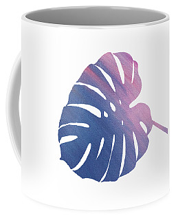 Leaf Abstract 1 Coffee Mug