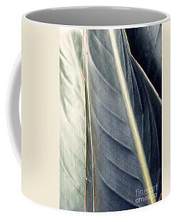 Leaf Abstract 14 Coffee Mug