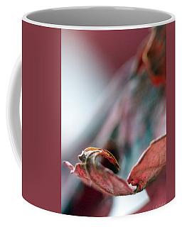 Leaf Abstract I Coffee Mug