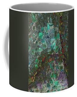 Leaf And Rock Composite 3 Coffee Mug