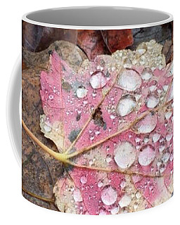 Leaf Bling Coffee Mug