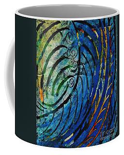 Leaf Bones Coffee Mug