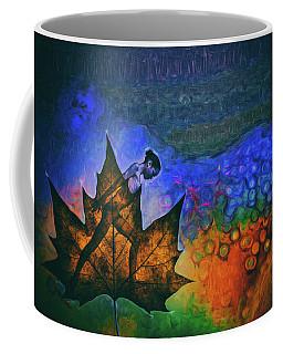 Leaf Dancer Coffee Mug by James Bethanis