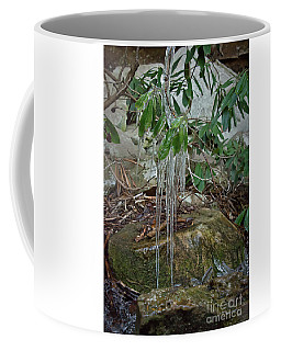 Leaf Drippings Coffee Mug