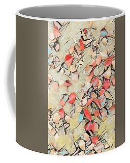 Leaf Impression  Coffee Mug