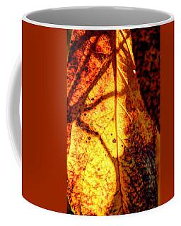 Leaf Light Coffee Mug