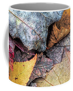Leaf Pile Up Coffee Mug