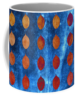 Leaf Texture Coffee Mug