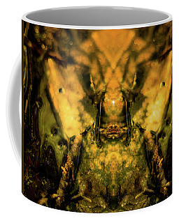 Leaf Water Worrior Coffee Mug