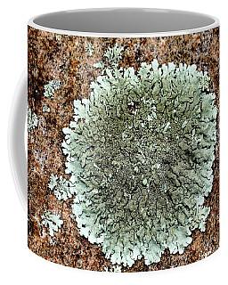 Leafy Lichen Coffee Mug