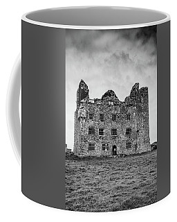 Leamaneh Castle Coffee Mug by Martina Fagan