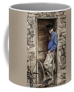 Lean In Coffee Mug