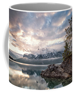 Leaning Towards The Light Coffee Mug