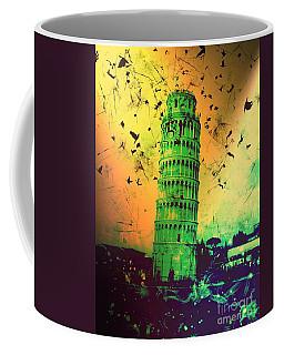 Leaning Tower Of Pisa 32 Coffee Mug