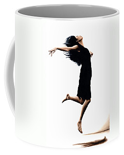 Leap Into The Unknown Coffee Mug