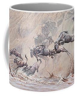 Leap Of Faith Coffee Mug