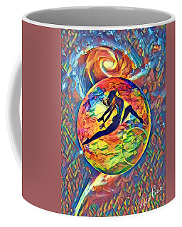 Leaping Home Coffee Mug