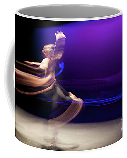 Leaping Spin Coffee Mug