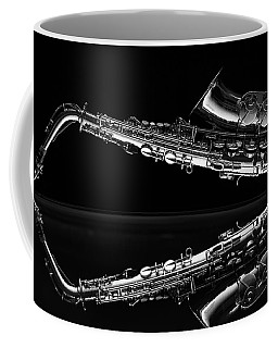 Learn To Work The Saxophone Coffee Mug