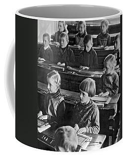 Learning Abc's In Berlin Coffee Mug