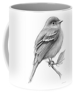 Flycatcher Coffee Mugs
