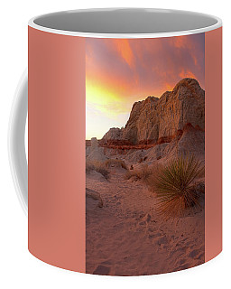 Leave No Footprints Coffee Mug